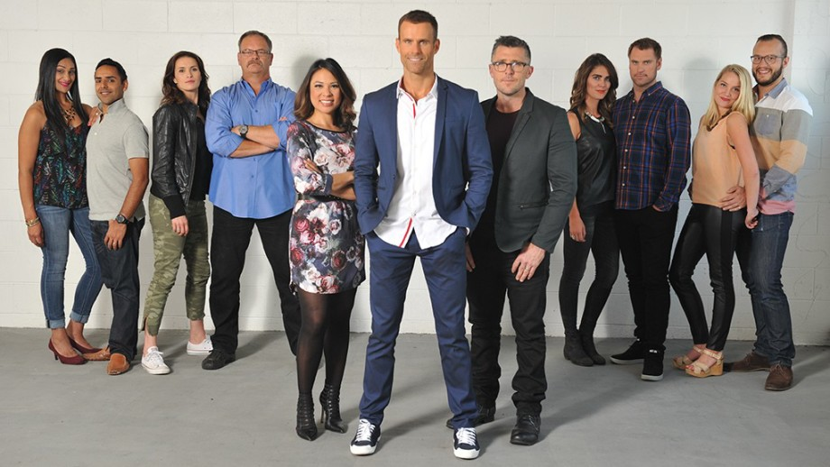 Did you catch the first episode of Game of Homes on W Network?